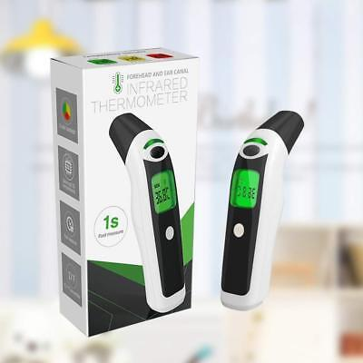 Ear and Forehead Infrared Digital Medical Thermometers For Baby Children
