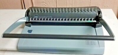 GBC CombBind C75 Desktop Binding Machine Plastic Binder 7704321