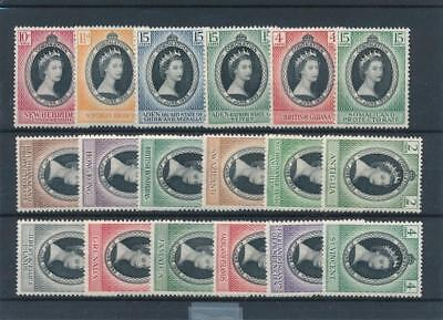 [33181] British Commonwealth Good lot Very Fine MNH stamps