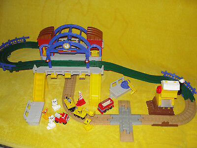 "*fisher Price Geotrax  ""anlage"""