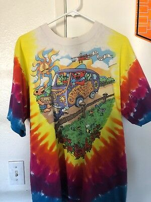 vintage grateful dead shirt 94 Tour XL