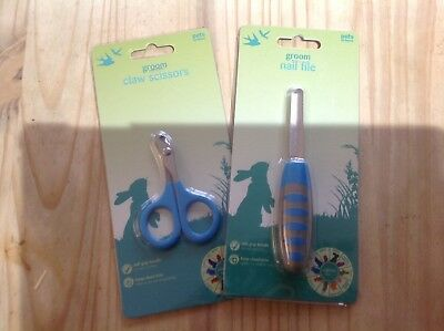 Pets at Home - *NEW* Claw Clippers And File