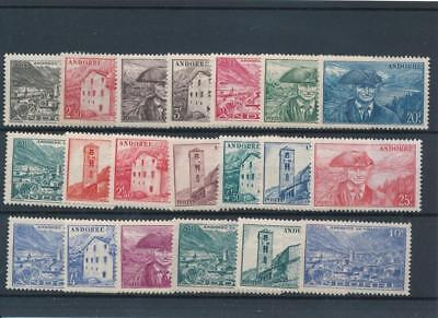 [54841] Andorra good lot MNH Very Fine stamps