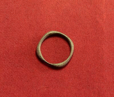 Ancient Celtic Finger Ring