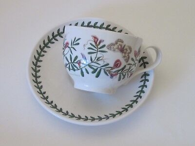 Portmeirion Botanic Garden Cup and Saucer by Susan Williams-Ellis