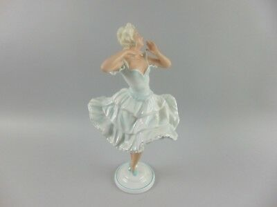 Rare Schaubach Kunst Art Deco Female Dancer Figurine Ballet 8352