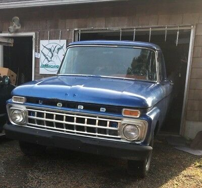 1965 Ford Other Pickups  1965 Ford Pick Up w/ Newly Rebuilt 351 Windsor Engine