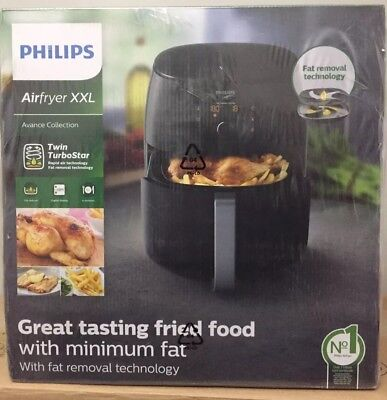 Philips HD9650/99 Avance Collection Airfryer XXL Fat Removal Technology RRP £320