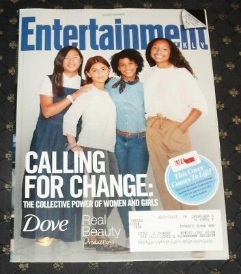 Entertainment WEEKLY~Peel-Off Cover Reveals Grey's Anatomy Cover~Sept. 28, 2018
