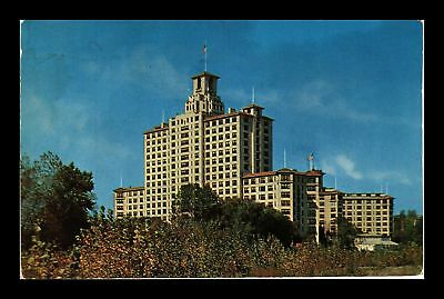 Dr Jim Stamps Us Edgewater Beach Hotel Chicago Postcard 1958 Colourpicture