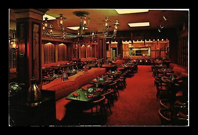 Dr Jim Stamps Us Biltmore Terrace Hotel Miami Beach Dining Room Postcard