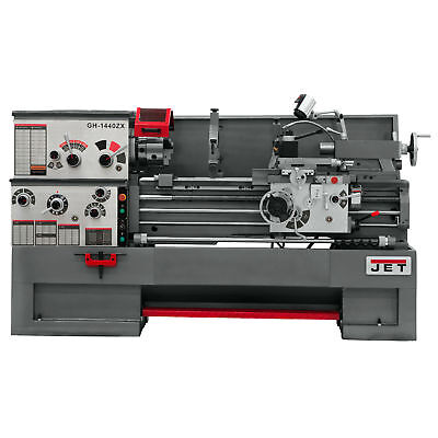 JET ZX-Series Large Spindle Bore Lathe - 14in. x 40in. Model#GH-1440ZX