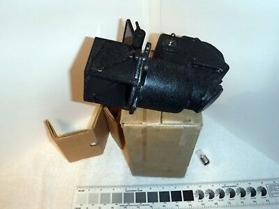 World War II U.S. Army Air Corps Aircraft Gun Sight Type N-6A with Box and Bulb