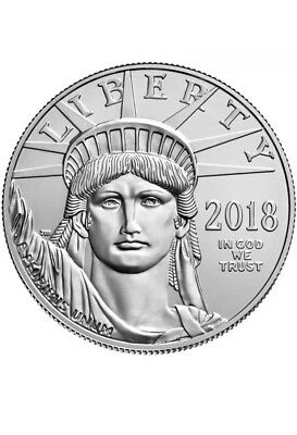 2018 American Platinum Eagle (1 oz) $100 - BU