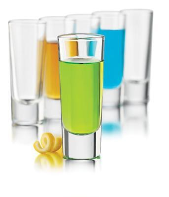 Dailyware 12 Tequila Shooters 2oz Shot Glasses  #55710