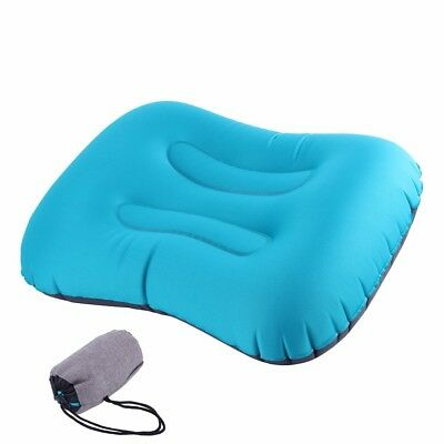 Mini Soft Travel Pillow Ultralight Portable Air Inflatable Pillow Outdoor Campin