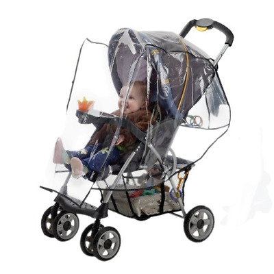 Jeep Standard Stroller Rain Cover, Stroller Rain Cover, Baby Rain Cover, Weather