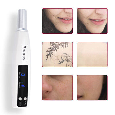 USB Handheld Picosecond Laser Tattoo Pigment Removal Machine For Red Blue light