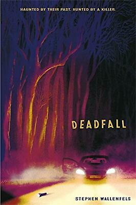 Deadfall by Stephen Wallenfels Hardcover Book Free Shipping!