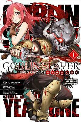 Goblin Slayer Side Story: Year One, Vol. 1 (manga) by Kumo Kagyu Paperback Book