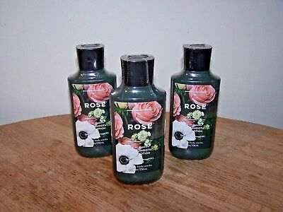 Bath And Body Works Lot Of 2X Rose Super Smooth Body Lotion (2)