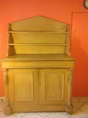 Traditional Antique Pine Welsh Dresser