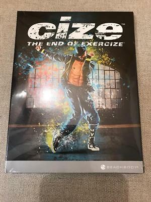 Cize Exercise 3 Discs Weight Christmas Present Workout Fitness Dvd Gym Dancing