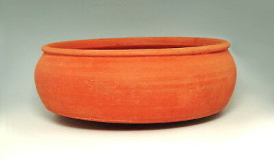 Roman Terracotta North African Redware Bowl (M186)