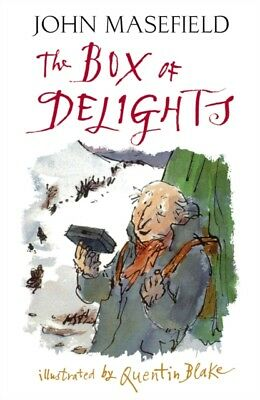 The Box of Delights (Paperback), Masefield, John, Blake, Quentin,...