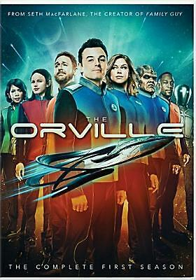 Orville:season 1 - DVD Region 1 Free Shipping!