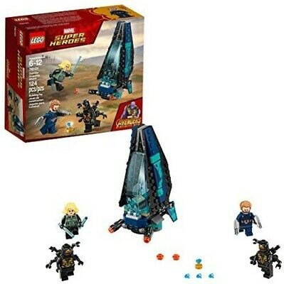 LEGO® Marvel Super Heroes - Outrider Dropship Attack 76101 [New Toy] T