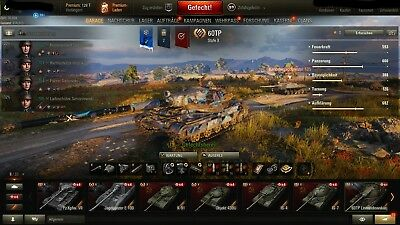 Wot World of Tanks SU130 pm LP 432 120Tage Prem eigene E-Mail