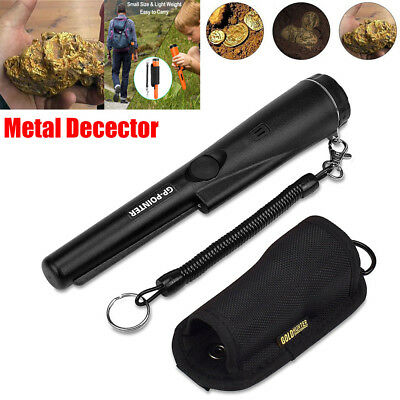 GP-Pointer Metal Detector Automatic Pinpointer Waterproof Pro Pointer Holster US