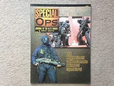 Special Ops Journal of the Elite Forces & SWAT Units Vol 6 Concord Publications
