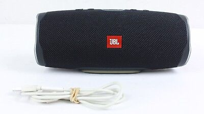 JBL Charge 4 Portable Wireless Bluetooth Speaker - Color: Midnight Black