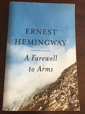 A Farewell to Arms by Ernest Hemingway (Paperback)