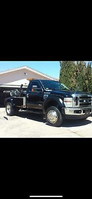 2008 F450 Tow Truck with Dynamic Wheel Lift