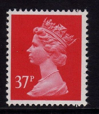 GB 1989 Machin Definitive 37p rosine SG X990  MNH