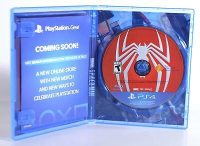 Marvel's Spider-Man Playstation 4 PS4 Video Game 2018 Insomniac Games Sony