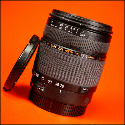 Tamron 28-300mm Aspherical IF DI XR LD F3.5-6.3 Macro AF Zoom Lens Canon Lens