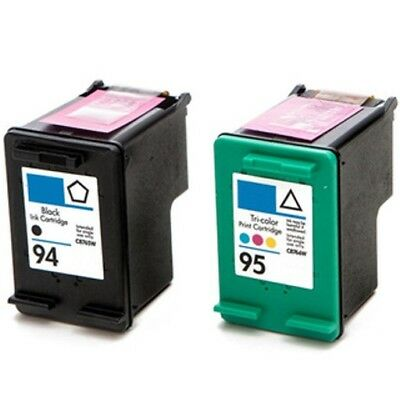 HP 94 95 Combo Ink Cartridges NEW GENUINE