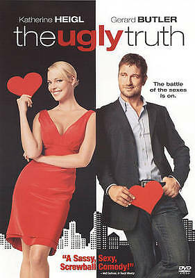 The Ugly Truth (DVD, 2009) - NEW!!