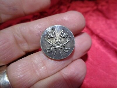 Old Civil War Uniform Metal Button #9