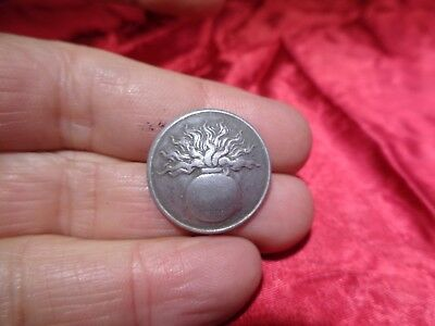 Old Civil War Uniform Metal Button #10