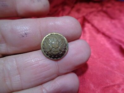 Old Civil War Uniform Metal Button #24