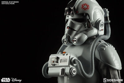 Star Wars Sideshow Imperial AT-AT Driver 1/6 Scale Figure Empire Strikes Back