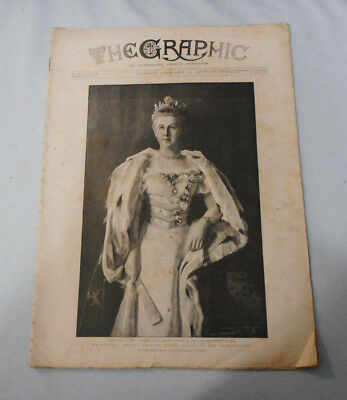 #T117.   The Graphic Newspaper - 10 September 1898