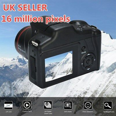 HD 1080P 16MP Digital Video Camcorder Camera DV 2.4'' TFT LCD 16X ZOOM UK mag