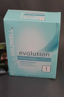 Evolution neutral Wave 1 normal bis fein Goldwell Dauerwelle