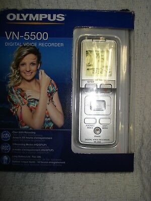 VN-5500PC Digital Voice Recorder (Olympus)